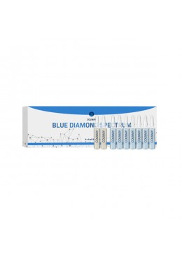 Blue Diamond Spectrum Ampoules