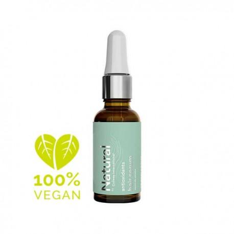 Natural Hair Serum Antioxidants