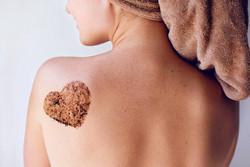 Body Scrub with Collagen